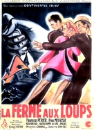 La ferme aux loups - French Movie Poster (xs thumbnail)