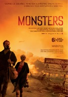 Monsters - Spanish Movie Poster (xs thumbnail)