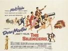 The Silencers - British Movie Poster (xs thumbnail)