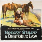 A Debtor to the Law - Movie Poster (xs thumbnail)