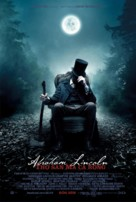 Abraham Lincoln: Vampire Hunter - Vietnamese Movie Poster (xs thumbnail)