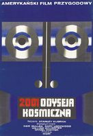 2001: A Space Odyssey - Polish Movie Poster (xs thumbnail)