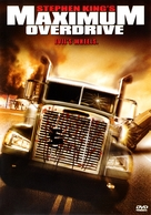 Maximum Overdrive - DVD cover (xs thumbnail)