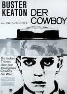 Go West - German Movie Poster (xs thumbnail)
