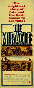 The Miracle - British Movie Poster (xs thumbnail)