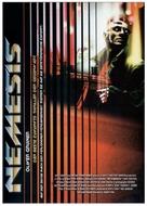 Nemesis - German Movie Poster (xs thumbnail)