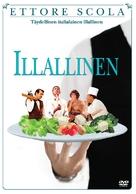 La cena - Finnish DVD cover (xs thumbnail)