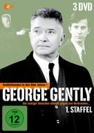 """Inspector George Gently"" - DVD movie cover (xs thumbnail)"