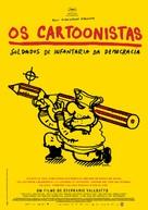 Caricaturistes, fantassins de la démocratie - Portuguese Movie Poster (xs thumbnail)