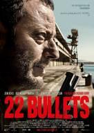 L'immortel - German Movie Poster (xs thumbnail)