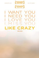 Like Crazy - Movie Poster (xs thumbnail)