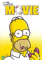 The Simpsons Movie - Icelandic DVD movie cover (xs thumbnail)