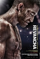 Southpaw - Argentinian Movie Poster (xs thumbnail)