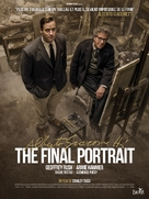 Final Portrait - French Movie Poster (xs thumbnail)