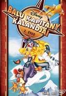 """""""TaleSpin"""" - Hungarian DVD movie cover (xs thumbnail)"""