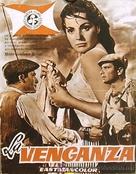 Venganza, La - Spanish Movie Poster (xs thumbnail)