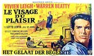 The Roman Spring of Mrs. Stone - Belgian Movie Poster (xs thumbnail)