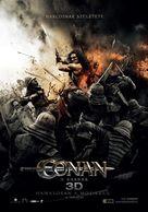 Conan the Barbarian - Hungarian Movie Poster (xs thumbnail)