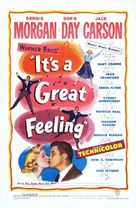 It's a Great Feeling - Movie Poster (xs thumbnail)