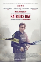 Patriots Day - British Movie Poster (xs thumbnail)