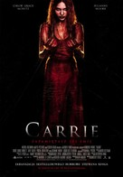 Carrie - Polish Movie Poster (xs thumbnail)