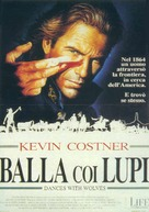 Dances with Wolves - Italian Movie Poster (xs thumbnail)