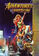 Adventures in Babysitting - DVD movie cover (xs thumbnail)