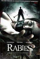 Kalevet - Rabies - French Movie Cover (xs thumbnail)
