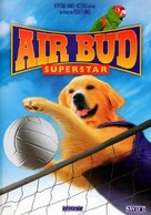 Air Bud: Spikes Back - French DVD movie cover (xs thumbnail)