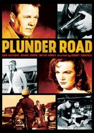 Plunder Road - DVD cover (xs thumbnail)