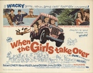 When the Girls Take Over - Movie Poster (xs thumbnail)
