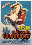 El pequeño coronel - Italian Movie Poster (xs thumbnail)