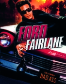 The Adventures of Ford Fairlane - Blu-Ray cover (xs thumbnail)