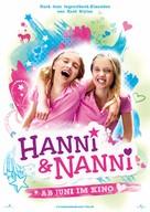 Hanni & Nanni - German Movie Poster (xs thumbnail)