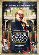 El Crimen del Cacaro Gumaro - Mexican Movie Poster (xs thumbnail)