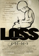Loss - Lithuanian Movie Poster (xs thumbnail)