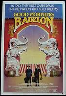 Good Morning, Babylon - Movie Poster (xs thumbnail)