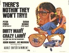 Dirty Mary Crazy Larry - Movie Poster (xs thumbnail)