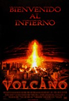 Volcano - Spanish Movie Poster (xs thumbnail)
