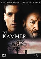 The Chamber - German Movie Cover (xs thumbnail)