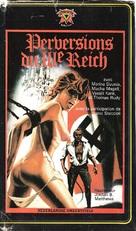 L'ultima orgia del III Reich - Belgian VHS cover (xs thumbnail)