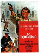The Liquidator - French Movie Poster (xs thumbnail)