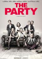 The Party - Swedish Movie Poster (xs thumbnail)