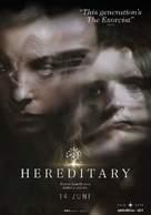 Hereditary - Dutch Movie Poster (xs thumbnail)
