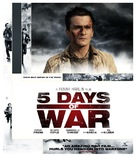5 Days of War - Movie Cover (xs thumbnail)