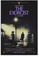 The Exorcist - Video release poster (xs thumbnail)
