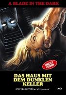 La casa con la scala nel buio - German Blu-Ray cover (xs thumbnail)