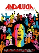 Andalucia - French Movie Poster (xs thumbnail)