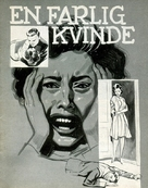 Crime of Passion - Danish Movie Poster (xs thumbnail)