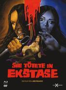 Sie tötete in Ekstase - Austrian Blu-Ray movie cover (xs thumbnail)
